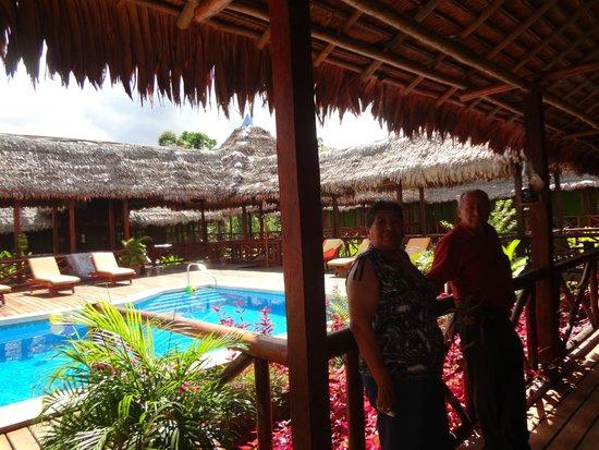 Heliconia Amazon River Lodge: Fabuloso