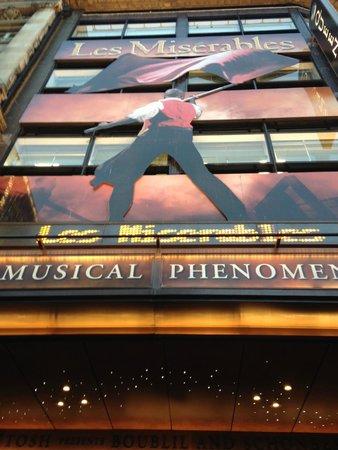 Les Miserables London : Phenomenal
