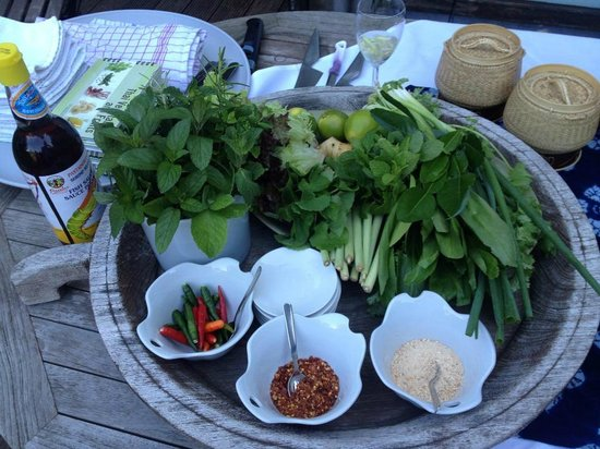 Sombat Thai Cuisine: Cook classes