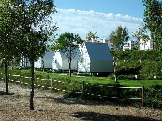 Parque de Campismo Municipal da Praia do Pedrogao