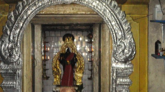 Koneswaram Temple: Sankari devi