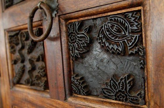 Zanzibar Palace Hotel : Palace Suite Sherali - Interior Details