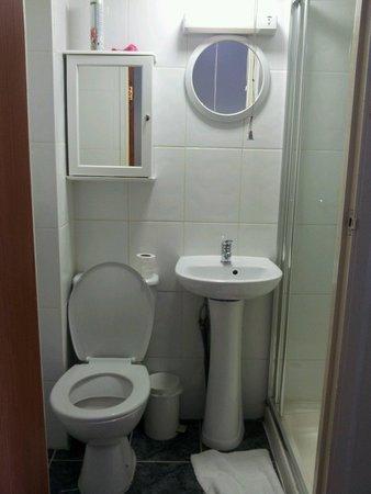 Stanley House : Baño nuevo