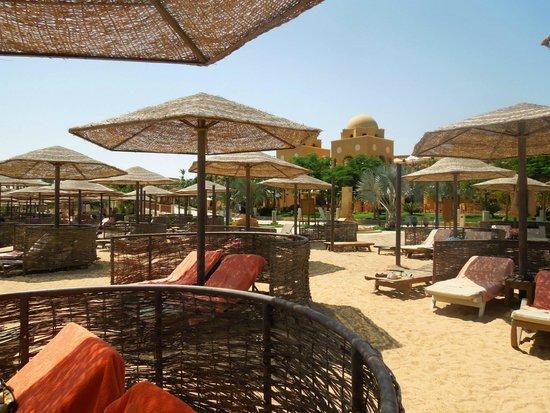 The Makadi Spa Hotel: пляж