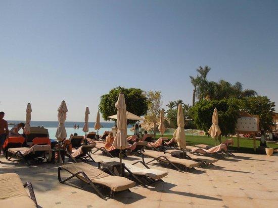 The Makadi Spa Hotel: у бассейна