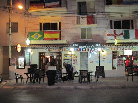 The Watson's Pub