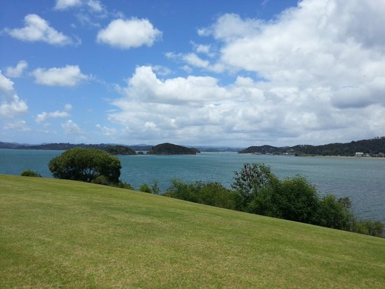 Waitangi Treaty Grounds : amazing views