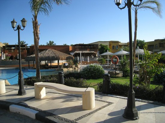 The Grand Plaza Hotel & Resort: Rundgang Grand Plaza Resort