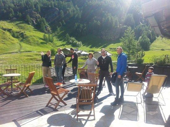 Les Neiges d'Antan : Breifing prima di partire!