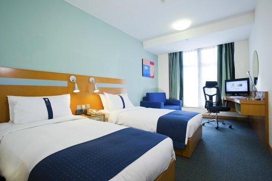 Holiday Inn Express Hong Kong Causeway Bay: Superior Twin