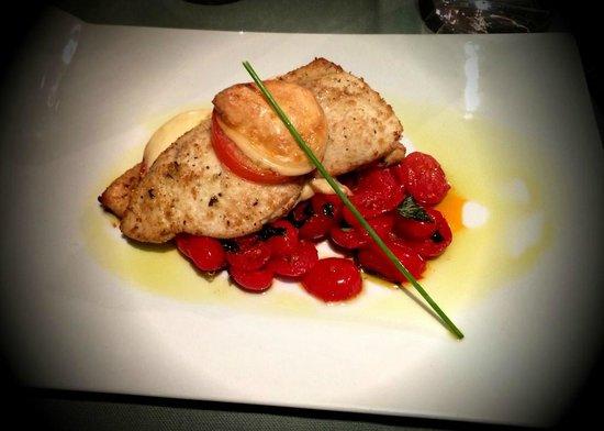 Badalamenti Cucina e Bottega: Millefoglie di pesce spada