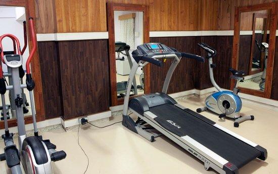 Hotel Trinity Isle: Gym