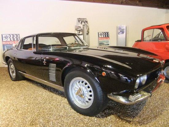 Sarasota Classic Car Museum: ISO Grifo