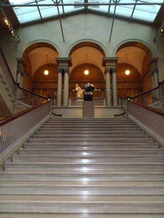 Interior Of Building Picture Of The Art Institute Of Chicago Chicago Tri