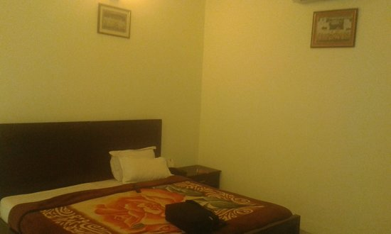The Marwar Hotel & Gardens : Room