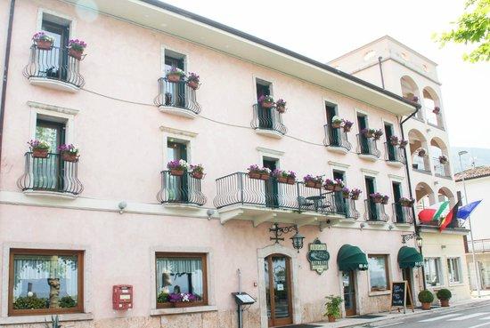 Hotel Pai: Hotel ;) Französische Balkone