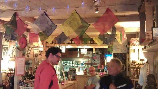 Berlucoquet : Bar