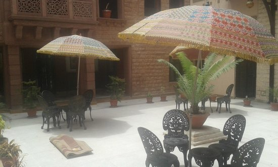 The Marwar Hotel & Gardens: View from Room