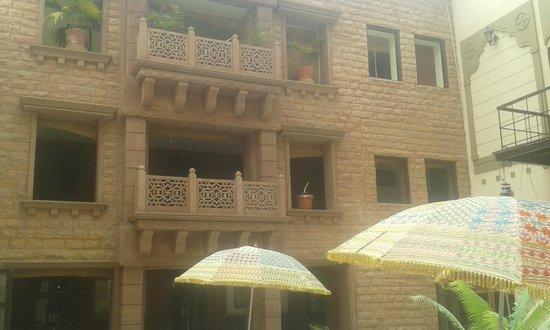 The Marwar Hotel & Gardens: Pool