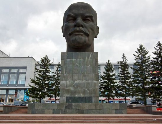 Monument to Lenin