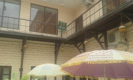 The Marwar Hotel & Gardens : View