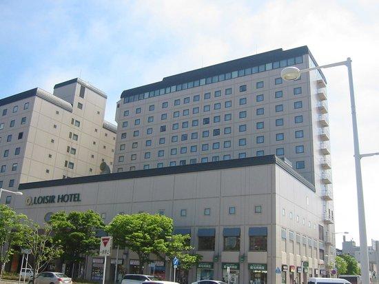 Four Points by Sheraton Hakodate : ホテル外観