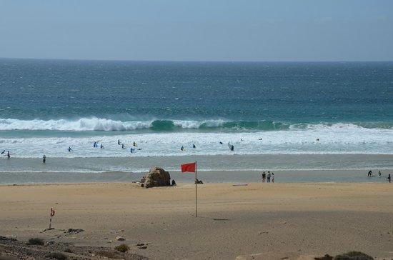 El Roque de los Pescadores_le surf