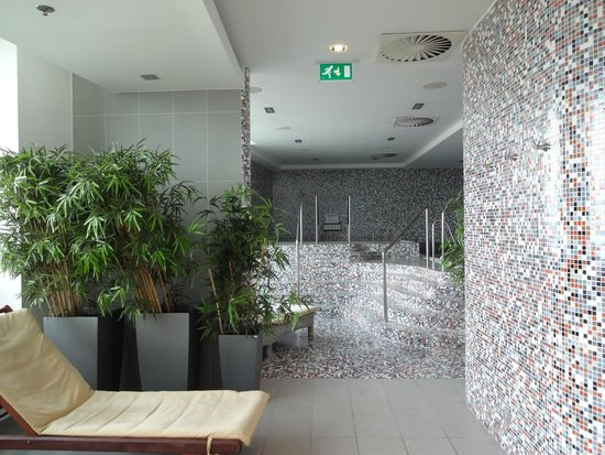 NH Bratislava Gate One: Спа на верхнем этаже