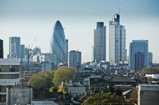 Stay QM: We are ideally placed for access to the City of London