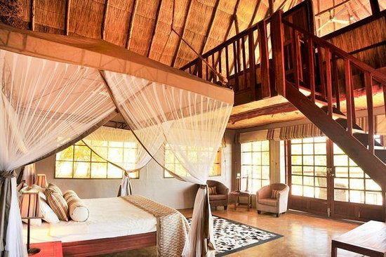 South Luangwa National Park, Sambia: Suite interior