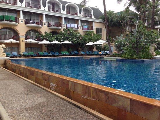 Phuket Graceland Resort & Spa: Pool