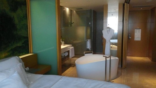 The Westin Shenzhen Nanshan: Bathroom