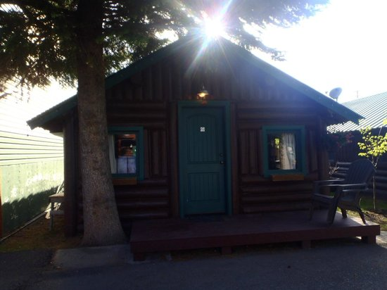 Moose Creek Cabins and Inn : Cabin