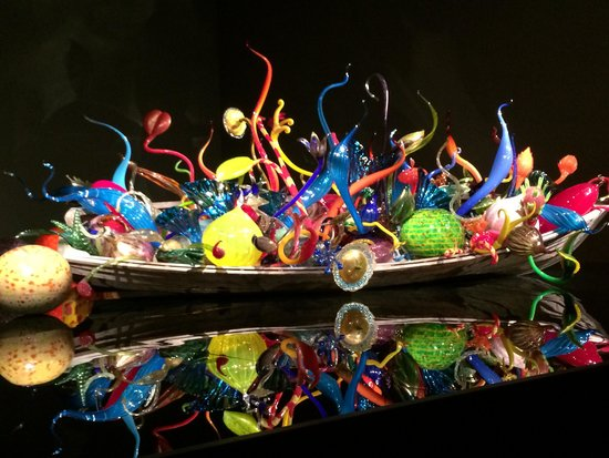 Chihuly Garden and Glass : Simply stunning