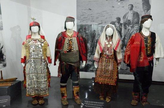 Ethnographic Museum: из коллекции мебели