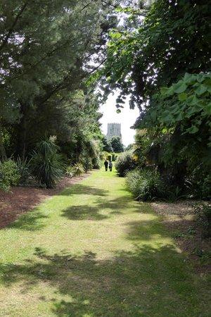 East Ruston Old Vicarage Garden: The Church