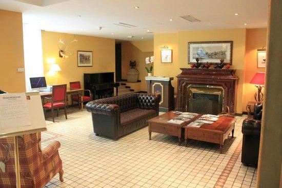 Villa Beaumarchais : foyer