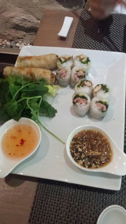Saigon Pantheon : Starters