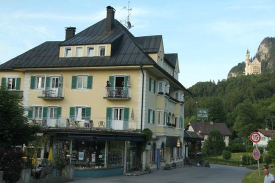 Hotel Müller: Hotrel