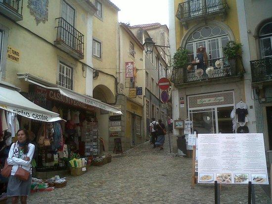Valter Tours: Sintra.