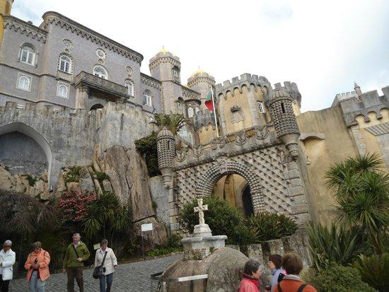 Valter Tours: Pena Palace.