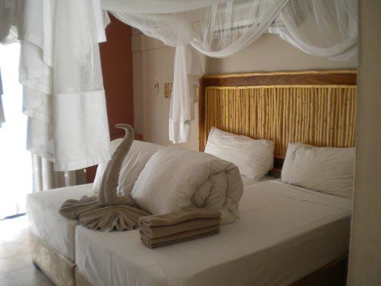 Halali Resort: room