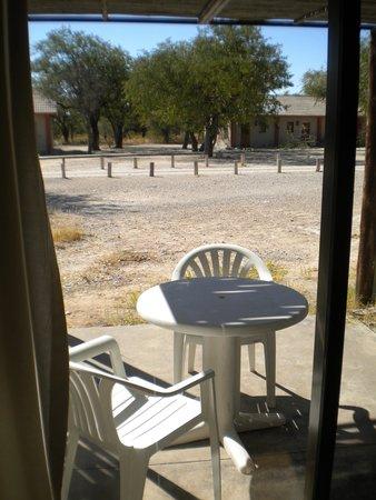 Halali Resort: outside