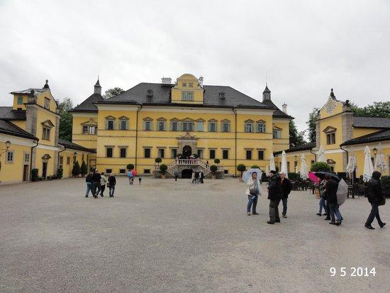 Château d'Hellbrunn : Schloss Hellbrunn