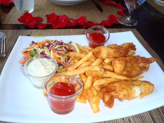 The Dining Room at Salish Lodge & Spa: Fish