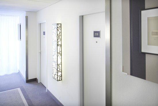 Sachsenpark-Hotel: Flur