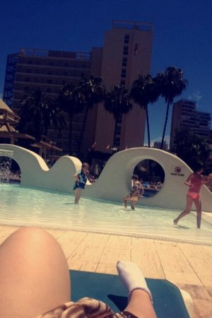 Hotel Rosamar : pool