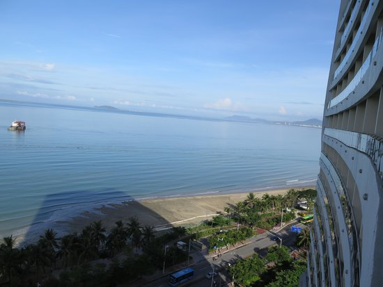 Four Points by Sheraton Hainan: View from our room