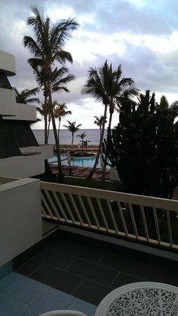 Suite Hotel Fariones Playa: View