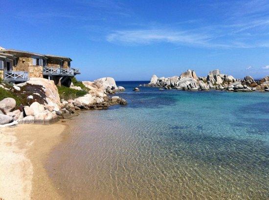 Hotel & Spa des Pecheurs : La plage